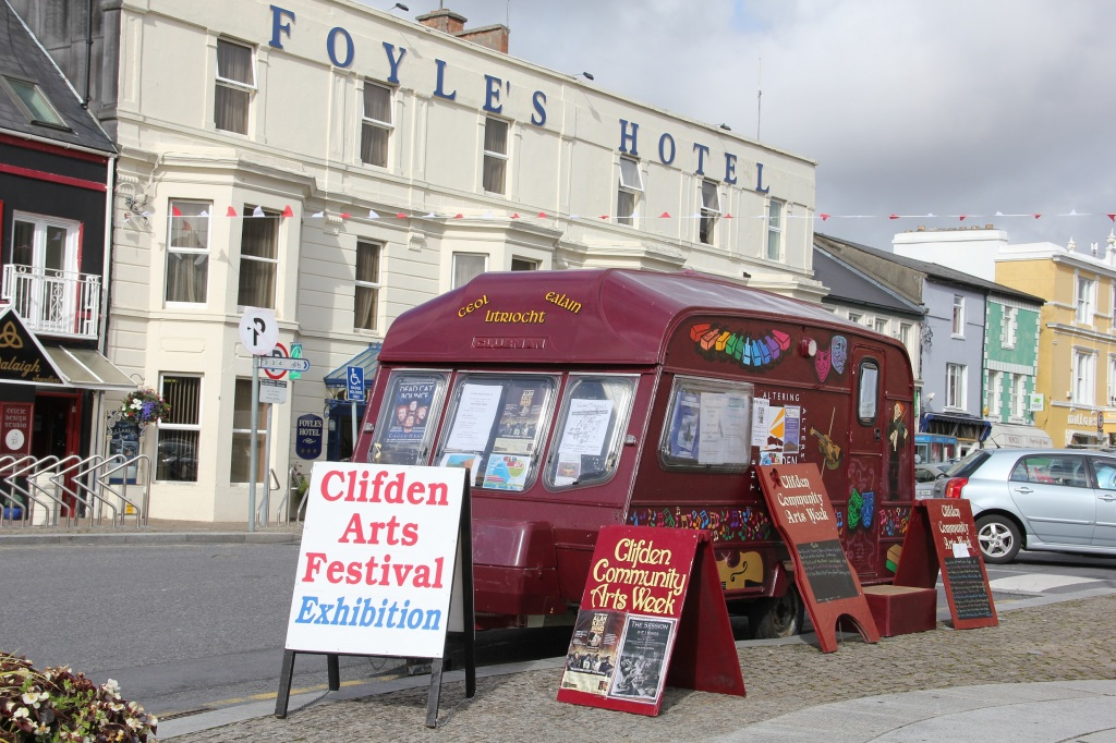 Clifden Arts Festival