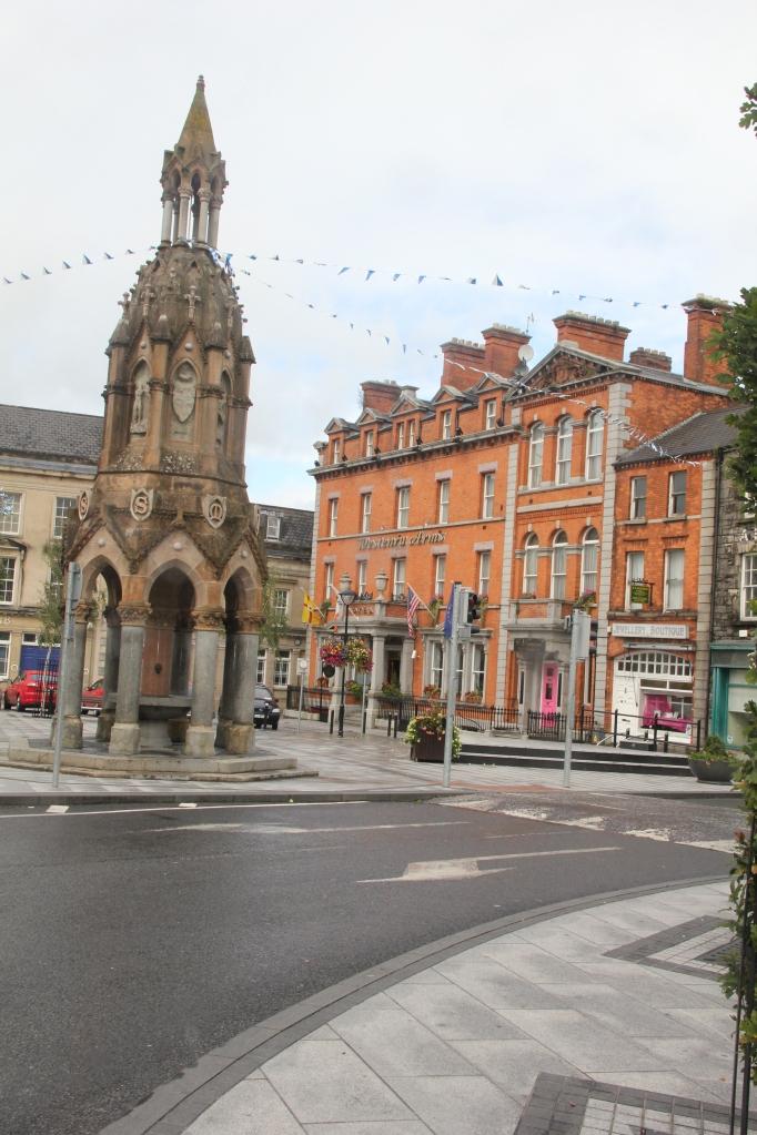 Diamaond, Monaghan Town