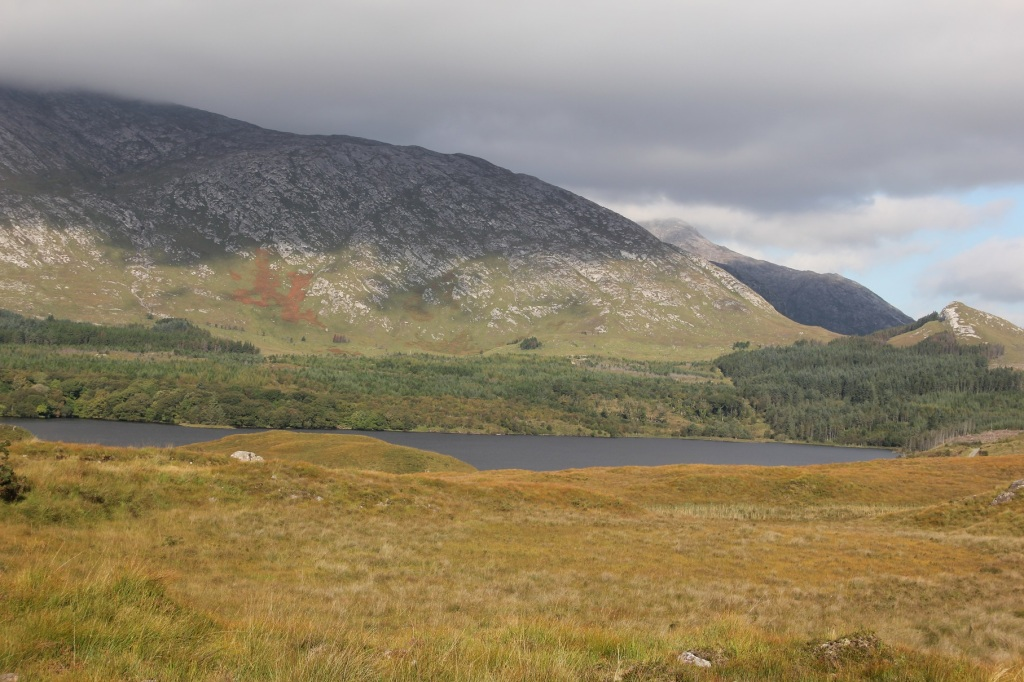 Lough Inagh Valley