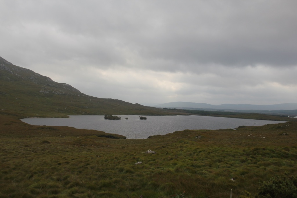 auf dem Weg zum Killary Fjord