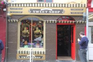 The Sweet Shop, in Paradies für Liebhaber von Süßigkeiten