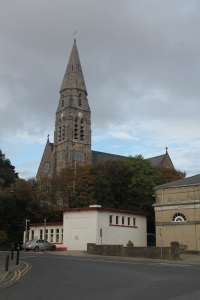 Church of Irland in Clifden