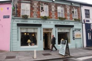 Mitchell's, das beste Restaurant für Seafood in Clifden