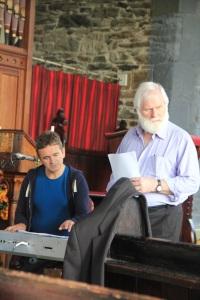 John Sheahan & Eamon Keane